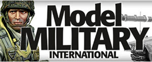 Logo Model Military International